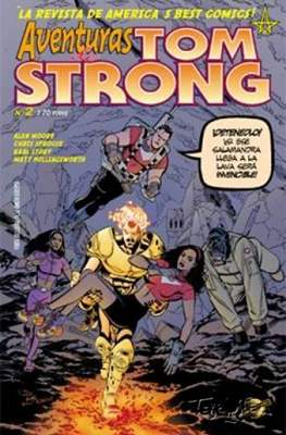Aventuras de Tom Strong (2003-2004) (Grapa 24-32 pp) #2