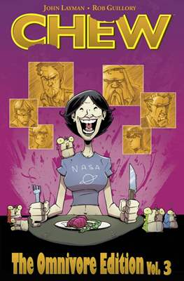 Chew The Omnivore Edition (Oversized Hardcover) #3