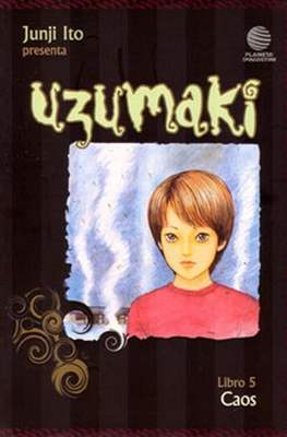 Uzumaki (Rústica 96-128 pp) #5