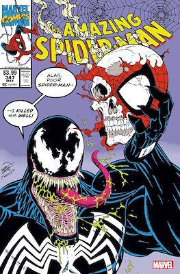 The Amazing Spider-Man - Facsimile Edition (Comic Book) #347