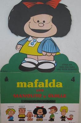 Troquelados Mafalda (2 grapas, 12 pp) #4