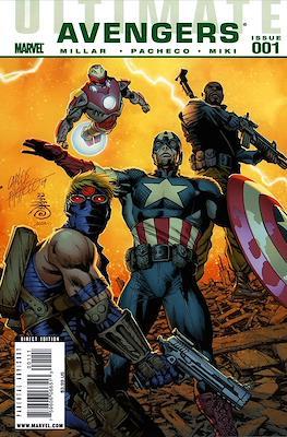 Ultimate Avengers (Comic-book) #1