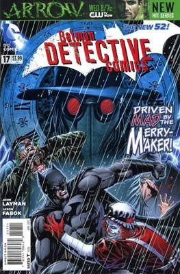 Detective Comics Vol. 2 (2011-2016) (Comic-Book) #17