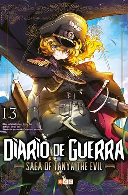 Diario de guerra - Saga of Tanya the Evil (Rústica 160 pp) #13