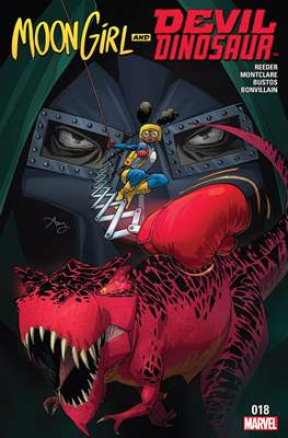 Moon Girl and Devil Dinosaur (Comic-book) #18