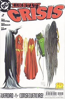 Identity Crisis (2005) Grapa #7