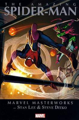 Marvel Masterworks: The Amazing Spider-Man (Softcover) #3