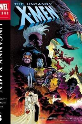 The Uncanny X-Men Omnibus (Hardcover 840-912-968 pp) #3