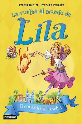 La vuelta al mundo de Lila (Rústica 96 pp) #6