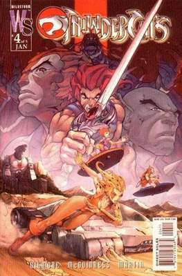 Thundercats (Saddle-Stitched, 32 pages (2002)) #4