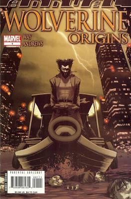 Wolverine Origins Annual