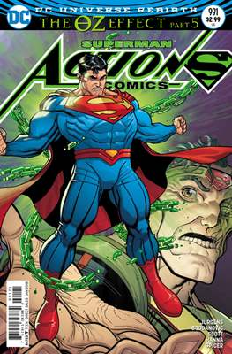 Action Comics Vol. 1 (1938-2011; 2016-) (Comic Book) #991