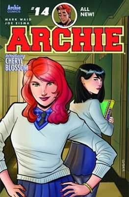 Archie (2015-) (Comic Book) #14