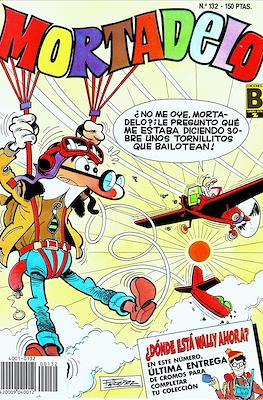 Mortadelo (1987-1991) (Grapa) #132