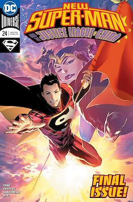 New Super-Man (Comic-Book) #24