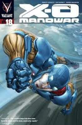 X-O Manowar (2012) (Comic-Book) #18