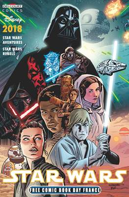 Star Wars. Free Comic Book Day France 2018