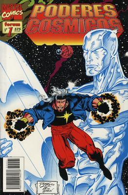 Poderes Cósmicos (1995) Vol. 2