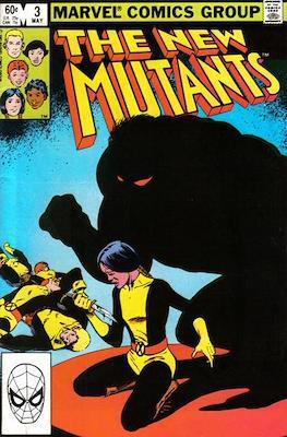 The New Mutants (Grapa) #3