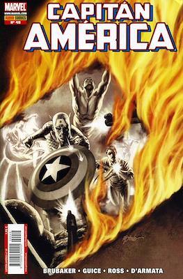 Capitán América Vol. 7 (2005-2011) (Grapa) #49