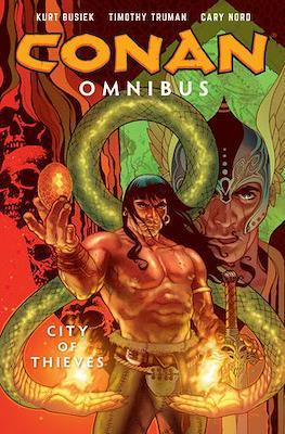 Conan Omnibus (Trade Paperback) #2