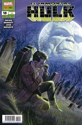 El Increíble Hulk Vol. 2 / Indestructible Hulk / El Alucinante Hulk / El Inmortal Hulk (2012-) (Comic Book) #85/10