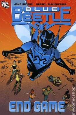 Blue Beetle Vol. 8 #4