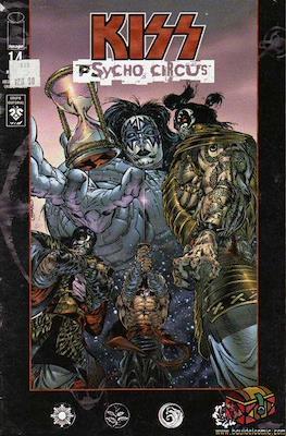 Kiss - Psycho Circus (Grapa) #14