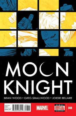 Moon Knight Vol. 5 (2014-2015) (Comic Book) #8