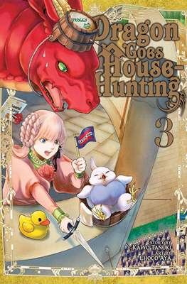 Dragon Goes House-Hunting #3