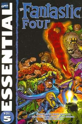 The Essential Fantastic Four (Softcover) #5