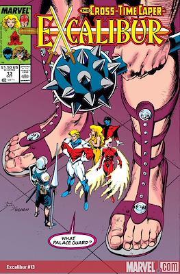 Excalibur Vol. 1 (Comic Book) #13