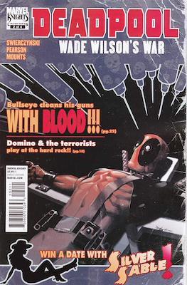 Deadpool Wade Wilson's War (Comic Book) #2