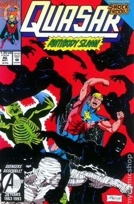 Quasar Vol. 1 (1989-1994) (Comic.Book) #46