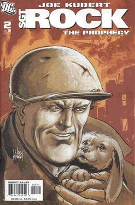 Sgt. Rock: The Prophecy (Comic Book 24 pp) #2