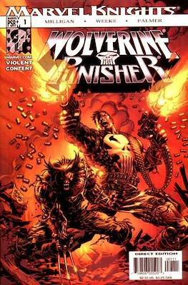 Marvel Knights: Wolverine & Punisher (Comic Book) #1