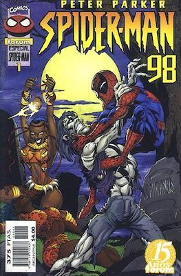 Spiderman vol. 4 Peter Parker Spiderman Especiales ( 1998-2001) (Grapa. 17x26. 40 páginas. Color) #1