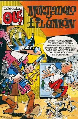 Colección Olé! 1ª etapa (Rústica 64 pp) #3