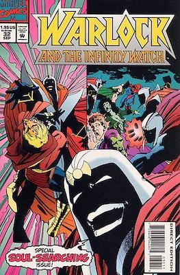 Warlock and the Infinity Watch (Comic-Book) #32