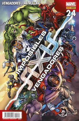 Imposibles Vengadores (2013-2018) (Grapa) #24