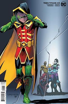 Teen Titans Vol. 6 (2016-Variant Cover) (Comic Book) #43
