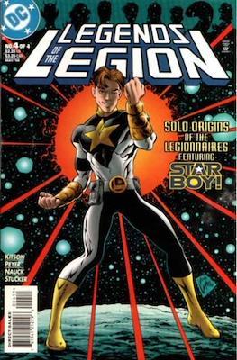 Legends of the Legion (grapa) #4