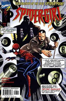 Spider-Girl vol. 1 (1998-2006) (Comic-Book) #8