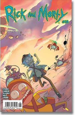 Rick and Morty #18