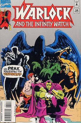 Warlock and the Infinity Watch (Comic-Book) #34