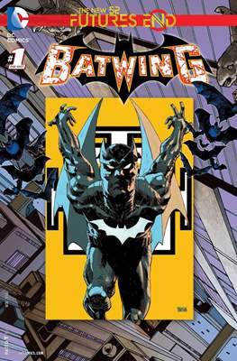 The New 52 Futures End: Batwing