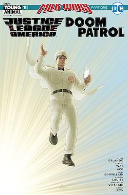 JLA / Doom Patrol Special