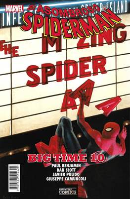 El Asombroso Spiderman (Rústica) #10