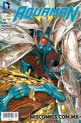 Aquaman (Grapa) #34