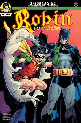 Robin: 80 Aniversario - Súper Espectacular de 100 Páginas (Portadas Variantes)